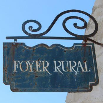 Foyer Rural logo
