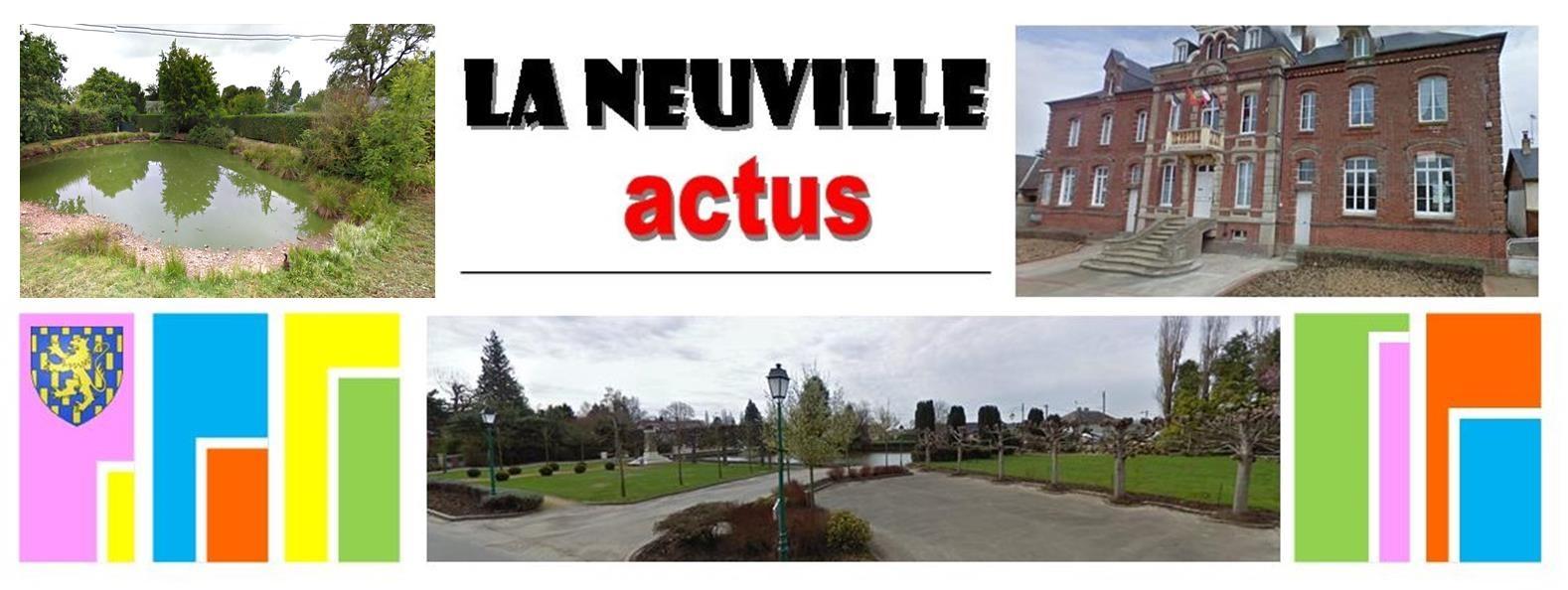 Neuville actus logo